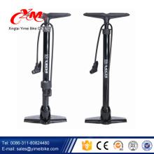 2017 Novo design de alta qualidade melhor bomba de piso / bomba para pneus de bicicleta e bola / Yimei OEM boa bomba de bicicleta