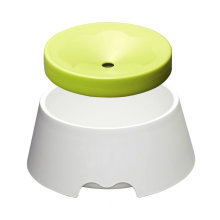 2 In1 Anti Spill Dust Pet Slowing Bowl