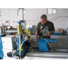 Máquina de processamento de madeira CNC avançada 2015