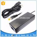 UL approuvé par la FCC avec une alimentation 24v 5a 120w compatible avec le DOE VI