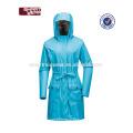 manufacutre pu jaqueta de chuva à prova d 'água por atacado