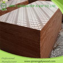 Waterproof uma madeira compensada marinha quente da imprensa 15mm do tempo de Linyi