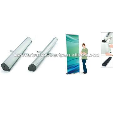 Aluminiumprofil für Werbung