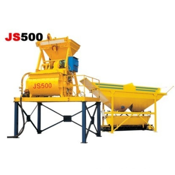 Misturador obrigatório JS-750 Twin-Shaft