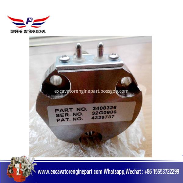 CUMMINS Diesel Engine Fuel Pump 24v Actuator 3408326 3085220 3063505 CUMMINS Actuator For Generators