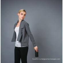 Женская мода Cashmere Blend Cardigan 17brpv016