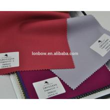 High end light lycra wool red suit fabrics wholesale overseas