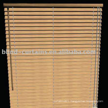 Faux wood blind / foam wood blinds make in China