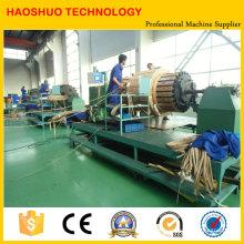 Automatic Horizontal Coil Winding Machine