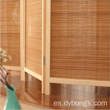 Bamboo Portable Cheap Room Divider