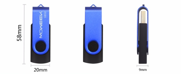 Branded Swivel Pendrive