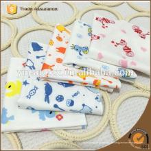 4-lagige Baby-Lätzchen 100% Baumwolle für Neugeborenes Baby