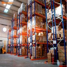 equipo de almacenamiento de almacén estante de servicio pesado