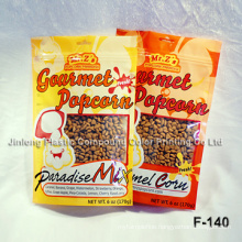 Stand up Nut Food Plastic Packaging Bag