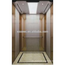 Elevador de elevador de decoração de luxo da China