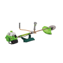 Shoulder Gasoline Brush Cutter with Blade