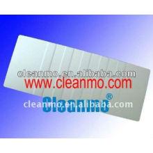 (caliente) Dollor Bill acceptor / validator Tarjetas de limpieza (venta directa de fábrica)