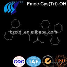 Leader des intermédiaires organiques Fmoc-Cys (Trt) -OH Cas No.103213-32-7