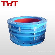 Actuador eléctrico de la compuerta de esclusa de la mejor venta / junta de dilatación del metal