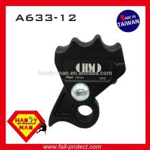 A633-12 Bergsteigen Schutz Aluminium mit 12mm Eye Seil Grab