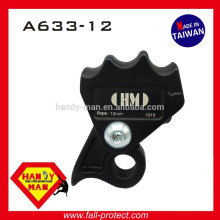A633-12 Mountaineering Protection Aluminum With 12mm Eye Rope Grab
