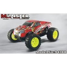 Nitro leistungsstarke Metall Racing Cars Spielzeug RC Auto