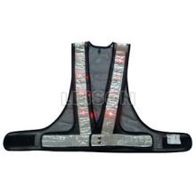 Reflective Vest with LED Lights