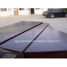 One Time/Two Times 18mm Black Brown Film Faced Shuttering Plywood