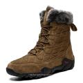 Winter casual high-top non-slip waterproof men's snow boots