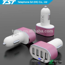 Werbeartikel Custom 4USB Auto Ladegerät Adapter für iPhone