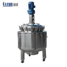 Tanque de mistura líquido do revestimento de aquecimento elétrico de aço inoxidável
