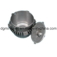 New Heavy Duty Die Casting Zinc with CNC Machining and Electroplating Made in China