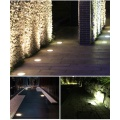 Luz LED empotrable para piscina de acero inoxidable 3W IP68