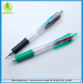 Promotional 4 color plastic bic ball pen for school and office used