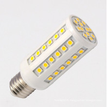 Dimmable E27 220V 7W White 5050 LED Cron Lamp