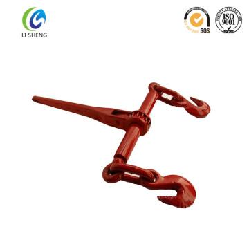 Carpeta de carga de cadena con ganchos