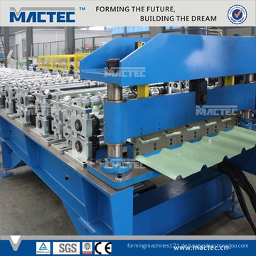 Heißer Verkauf Blattmetallwalze, der Maschinenpreis bildet