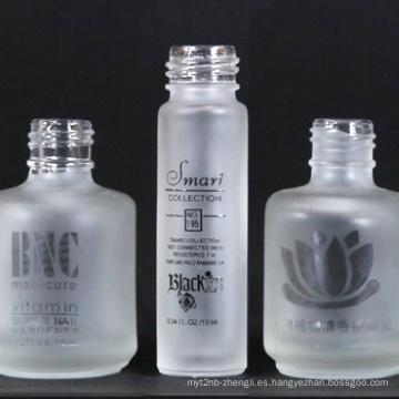 Botella impresa