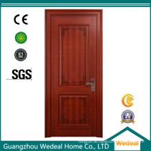 Wasserdichte ABS MDF-Innen- / Außenholz-zusammengesetzte Tür