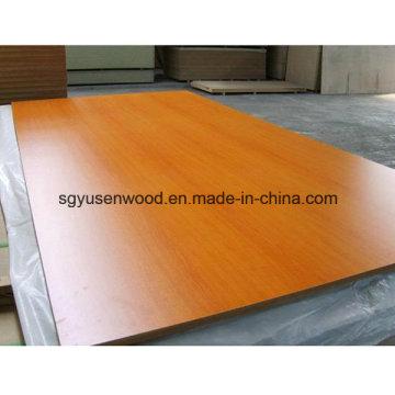 Меламиновая МДФ/сырой MDF / МДФ древесины цены / Совет простой МДФ для мебели