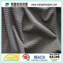 100% Polyester Compesite Streifen Mesh Stoff