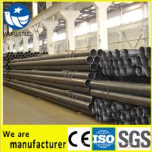 Utilisé dans la construction d'un tube tubulaire tube noir