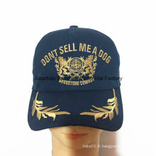 2017 Factory Direct Selling OEM Brodé Casquette Casquette Casquette Casquettes