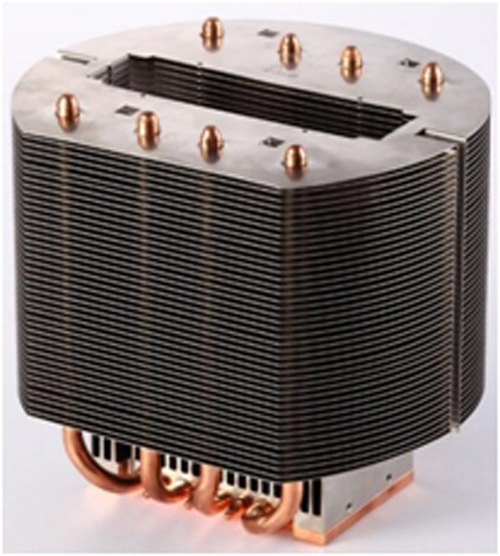 Copper Pipe Heatsink