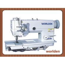 Máquina de costura de WD-845 alta velocidade dupla agulha Split barra da agulha