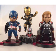 High-Quality Customized Mini Action Figure Doll Kids Plastic Toys