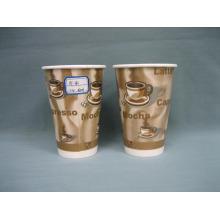 12oz Papier Tasse (Hot Cup) Papier Hot Cup Kaffee Papier Trinkbecher Einweg