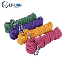 High Quality 16mm Nylon Braided Outdoor Climbing Rope