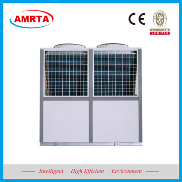 Food Machine Air Cooled Package Glycol Water Chiller