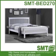 White wood slat Day bed